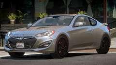 Hyundai Genesis RS PJ1 for GTA 4