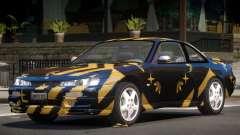 Nissan 200SX TDI PJ3 for GTA 4