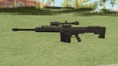 Heavy Sniper GTA V (Green) V1 for GTA San Andreas
