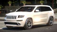 Jeep Grand Cherokee Edit for GTA 4