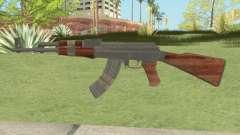 AK-47 (Hunt Down The Freeman) for GTA San Andreas