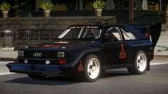 Audi Quattro V1.1 for GTA 4
