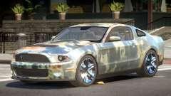 Shelby GT500 V8 PJ5 Rusty for GTA 4