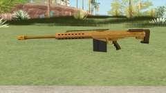 Heavy Sniper GTA V (Gold) V2 for GTA San Andreas