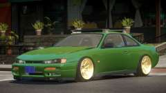 Nissan Silvia S14 L-Tuned for GTA 4