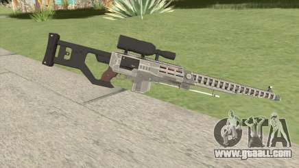 Railgun (Terminator: Resistance) for GTA San Andreas