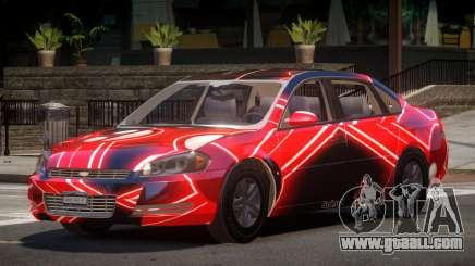 Chevrolet Impala RS PJ2 for GTA 4