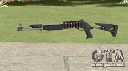 M1014 (COD 4: MW Edition) for GTA San Andreas
