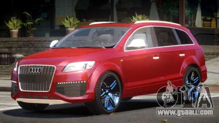 Audi Q7 V1.2 for GTA 4