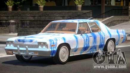 1974 Dodge Monaco ST PJ1 for GTA 4