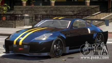 Nissan 350Z GT-Sport for GTA 4