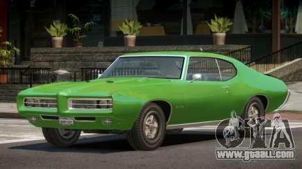 Pontiac GTO CV for GTA 4