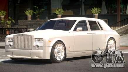 Rolls Royce Phantom ST for GTA 4