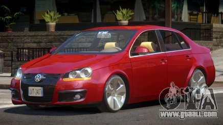 Volkswagen Jetta V1.0 for GTA 4