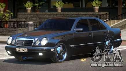 Mercedes Benz E55 V1.0 for GTA 4