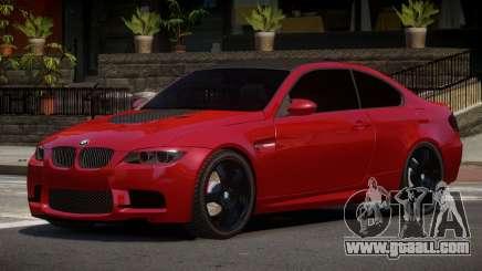 BMW M3 E92 CV for GTA 4