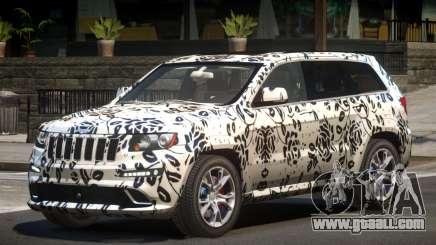 Jeep Grand Cherokee ST PJ5 for GTA 4