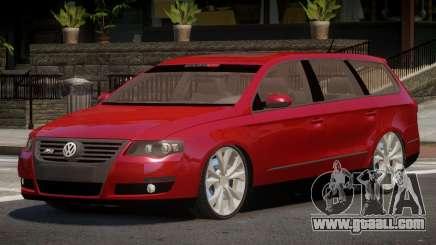 Volkswagen Passat RT for GTA 4