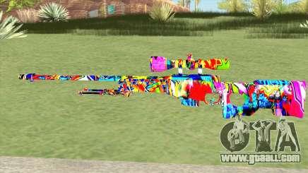 AWP (Incarnated) for GTA San Andreas