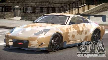 Nissan 350Z GT-Sport PJ3 for GTA 4