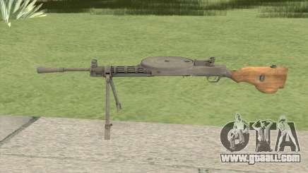 DP-28 (Fog Of War) for GTA San Andreas