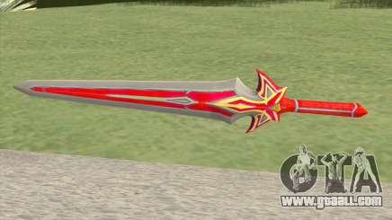 Red Sword for GTA San Andreas