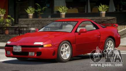 Mitsubishi 3000GT V1.0 for GTA 4