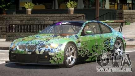 BMW M3 GT2 S-Tuning PJ4 for GTA 4