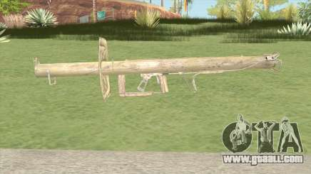 Panzerschreck (Fog Of War) for GTA San Andreas
