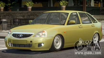 Lada Priora 2172 HB for GTA 4