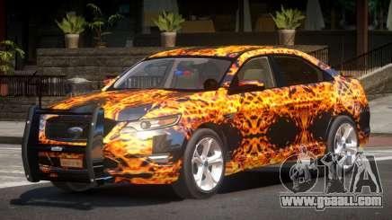 Ford Taurus Spec A PJ1 for GTA 4