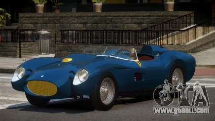 Ferrari Testa Rossa GT for GTA 4
