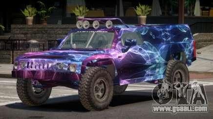 Hummer H3 Edit PJ2 for GTA 4