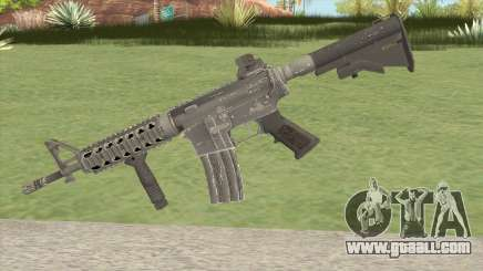Assault Rifle (RE 3 Remake) for GTA San Andreas