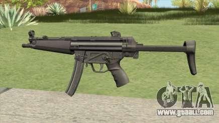 MP5A3 (COD 4: MW Edition) for GTA San Andreas