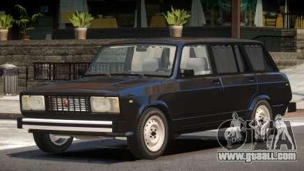 VAZ 2104 V1.1 for GTA 4
