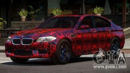 BMW M5 F10 LT PJ1 for GTA 4