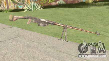 PTRS-41 (Fog Of War) for GTA San Andreas