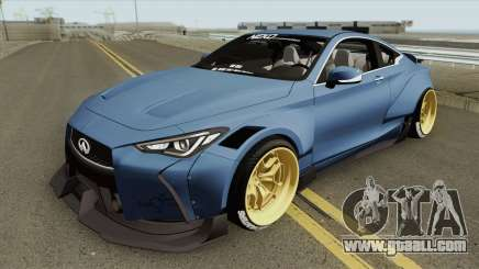 Infiniti Q60 S (Karma Monaco) for GTA San Andreas