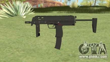 MP7 (BrainBread 2) for GTA San Andreas