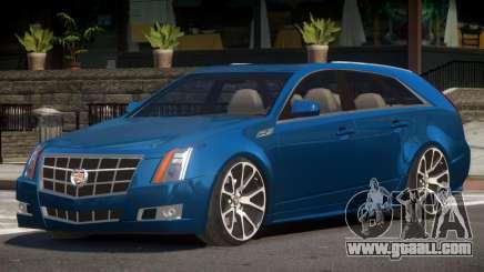 Cadillac CTS V1.0 for GTA 4