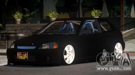 Honda Civic R-Tuned for GTA 4