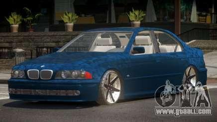 1997 BMW 525i E39 for GTA 4