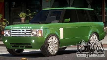 Land Rover RR Vogue V1.1 for GTA 4