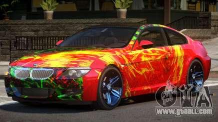 BMW M6 ST PJ4 for GTA 4