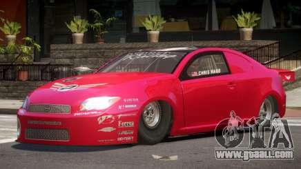 Scion tC RR for GTA 4