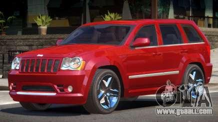 Jeep Grand Cherokee SR for GTA 4