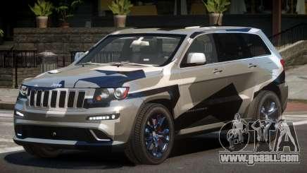 Jeep Grand Cherokee ST PJ4 for GTA 4