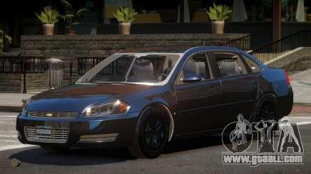 Chevrolet Impala RS for GTA 4