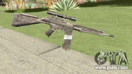 G3SG1 for GTA San Andreas